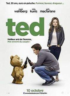 "Ted "" Seth MacFarlane, Mila Kunis & Mark Whalberg ~ ""U look just as good in French"" Streaming Movies, Hd Movies, Movies Online, Movie Tv, Hd Streaming, Movies Free, Movie Plot, Mark Wahlberg, Joel Mchale"