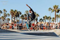 Skater, Venice Beach, California