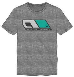 Camiseta Transport Dynamics. Halo 5 Camiseta perteneciente al exitoso videojuego Halo, en su versión número 5, con el título Transport Dynamics, 100% oficial, licenciada y fabricada 100% en algodón. Una camiseta que seguro te gustará si eres un fan.