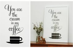 So cute! I want this for my kitchen.