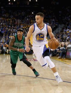 Struggling Warriors offense falters in 99-86 home loss to the Celtics March 8, 2017- Klay Thompson and Stephen Curry scored 25 and 23 points, but Boston managed to run away with the game in the final frame. With the loss, the Warriors drop to 52-12 on the season.