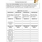 """This activity includes a graphic organizer to go along with the book """"Owl Moon.""""  Students will draw conclusions to answer the questions in the org..."""