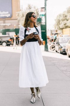 d01a84dd47ea7 Ready for Fall-Stylish Ways to Accessorize Your White Dress - Splas Out in  Killer