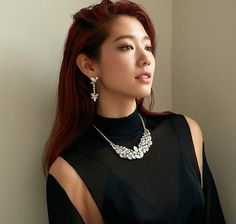 Park Shin Hye (Happy 603 followers to me, thank you so much guys for following my boards!~ Lovelots.)