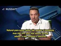 Maksim Shevchenko -  Homossexualismo