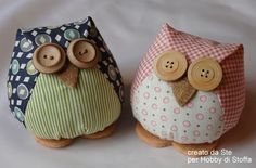 Cute owl with instructions in Italian(?) but images show each step clearly.