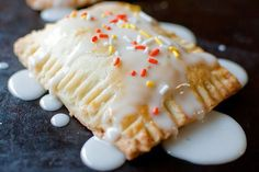50+ Best Pumpkin Recipes - Pumpkin Pie Pop Tarts