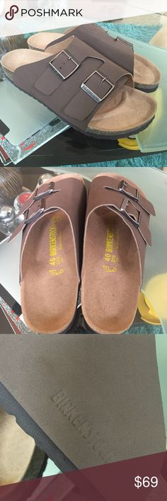 BIRKENSTOCK New with out box BIRKENSTOCK SIZE 10 Birkenstock Shoes Sandals