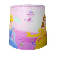 Disney Princess Light Shade - http://www.childrens-rooms.co.uk/disney-princess-light-shade.html #disneyprincess #princesslightshade