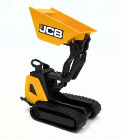 1/16th JCB Dumpster HTD-5 by Bruder Toy Toys