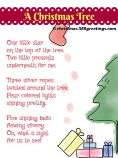 Many short Christmas poems are great pieces of artwork that convey deep meanings and significance. These artwork pieces usually describe winter setting and all things [. Merry Christmas Poems, Christmas Skits, Christmas Songs Lyrics, Christmas Urns, Christmas Trees For Kids, Christmas Program, Preschool Christmas, All Things Christmas, Christmas Plays