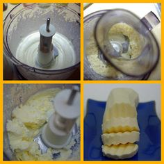 Within the Kitchen: How to Make Butter in your food processor