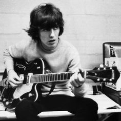 George Harrison - Gretsch