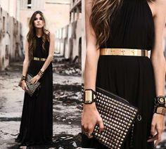 golden belt #choies