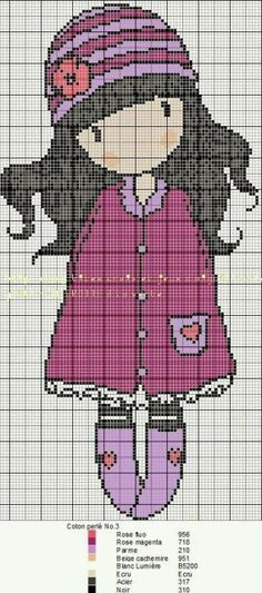 Thrilling Designing Your Own Cross Stitch Embroidery Patterns Ideas. Exhilarating Designing Your Own Cross Stitch Embroidery Patterns Ideas. Cross Stitch Baby, Cross Stitch Charts, Cross Stitch Designs, Cross Stitching, Cross Stitch Embroidery, Embroidery Patterns, Cross Stitch Patterns, Stitch Character, Stitch Doll