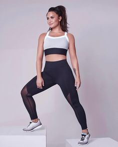 "507.2k Likes, 2,970 Comments - Demi Lovato (@ddlovato) on Instagram: ""@fabletics"""