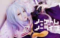 Shiro Cosplay | No Game No Life