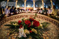 QURAN RECITATION IN NASEEM KARBALA EVENT HELD IN ISLAMABAD Quran Recitation, Muharram, Table Decorations, Home Decor, Decoration Home, Room Decor, Home Interior Design, Dinner Table Decorations, Home Decoration