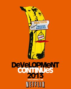 The Long wait is over!!! Arrested Development Season 4 Premieres May 4th: The long-awaited fourth season of Arrested Development will premiere on Netflix on May 4, 2013. For those who don't know, all of season four will premiere at once rather than one new episode per week.