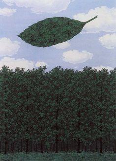 1964 Magritte Le Coeur des sphinges