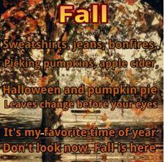 Autumn, Fall, seasons