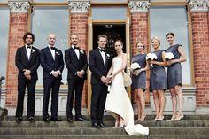 Elin Kling's Wedding - Celebrity Wedding - Harper's BAZAAR
