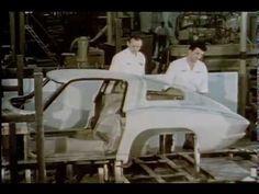 1963 Corvette assembly line Bowling Green, KY