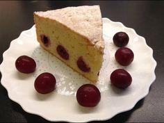 """Prajitura cu visine si iaurt grecesc"" Vegan Baking, Yummy Treats, Cheesecake, Cooking Recipes, Tasty, Favorite Recipes, Desserts, Prayer, Encouragement"