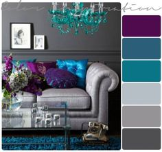 26 erstaunliche Wohnzimmer-Farbschemata – Zimmerdekoration 26 amazing living room color schemes A color scheme can set the tone for your living room. The colors you choose for your decorations affect the atmosphere of your living room …