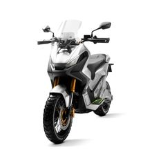 2016 Honda City Adventure Concept: The Off-Road Adventure Scooter The World Deserves