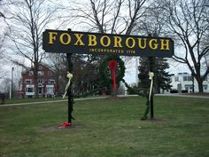 Foxborough, Massachusetts by Dougtone, via Flickr