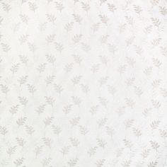 The G9351 Talc upholstery fabric by KOVI Fabrics features Foliage pattern and White as its colors. It is a Embroidery, Faux Linen type of upholstery fabric and it is made of 70% Polyester, 30% Cotton With 100% Polyester Embroidery material. It is rated Heavy Duty which makes this upholstery fabric ideal for residential, commercial and hospitality upholstery projects. This upholstery fabric is 54 inches wide and is sold by the yard in 0.25 yard increments or by the roll. Call 800-860-3105