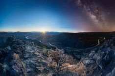A Flow of Time April 2020 via NASA This surreal timelapse, landscape, panorama spans predawn, blue hour, and sunrise skies. Close to the start of. Nasa Pictures, Astronomy Pictures, Nasa Images, Daily Pictures, Linux Mint, Space Photos, Photos Du, Tucson Real Estate, High Desert Landscaping