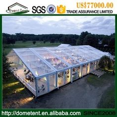 Source hot sale 20x30 clear roof party wedding tent event marquee tent on m.alibaba.com