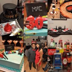 30th Birthday Celebration & New years party!
