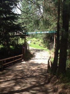Bienvenido a Rancho San Martín