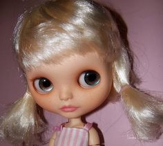 Blythe Custom Commission  OPEN seat N 2 May 2012 by SandraEfigenio, $80.00