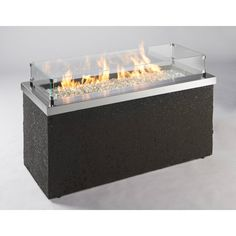 Outdoor GreatRoom Key Largo Fire Pit - KL-1242-SS