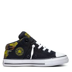 Converse Kids Chuck Taylor All Star Axel Junior Mid Black