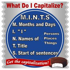 What to capitalize p...