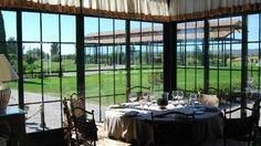 Evento organizado por Palomarejos Golf. Sillas de forja de www.fustaiferro.com #eventos #hosteleria #boda #decoracion #fustaiferro