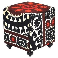 I pinned this Mara Cube from the Perfect Pouf event at Joss and Main!