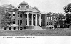 Missouri Wesleyan College, Cameron, MO; 1887-1930