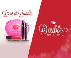 A Perfect Gift for someone or for yourself. February Double Kudos!!! Host a virtual party and earn double hostess points.