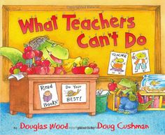 Nyla's Crafty Teaching: Silly Back-to-School Picture Books about Teachers