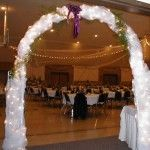 Indoor Wedding Arches for Sale for Inspiration - Wedding Ideas MakeIt Wedding Ceremony Ideas, Wedding Arch For Sale, Wedding Arch Tulle, Metal Wedding Arch, Indoor Wedding Arches, Indoor Wedding Ceremonies, Wedding Arch Flowers, Wedding Themes, Wedding Colors