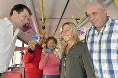 El Intendente de Corrientes y la Vicejefa Comunal anunciaron, este martes 2 de mayo, la entrada en vigencia del subsidio municipal para los abuelos de la Ciudad.