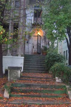 Lower Garden District in Fall....New Orleans