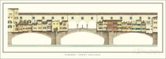 Ponte Vecchio, Florence Posters at AllPosters.com