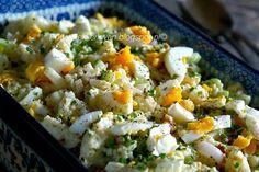 Puur & Lekker leven volgens Mandy: Bloemkool Salade